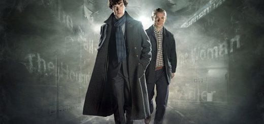 Sherlock 2. séria online seriál