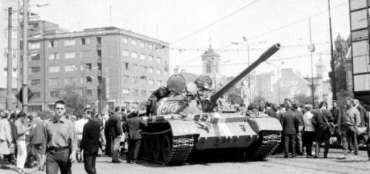 Okupácia 1968 online seriál