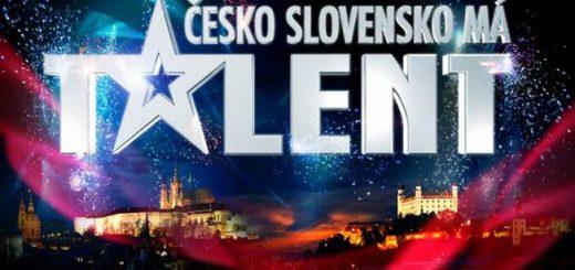 Česko Slovensko má talent 2018 online seriál