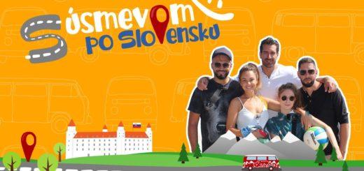 S úsmevom po Slovensku online seriál
