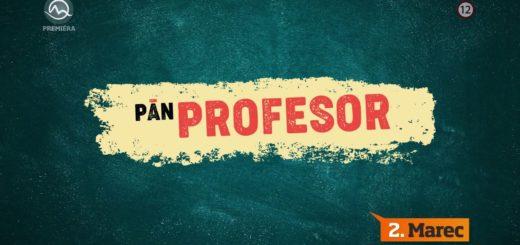 Pán profesor online seriál
